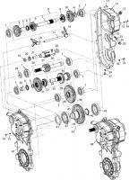 Коробка передач S10600100/ S10600100-02